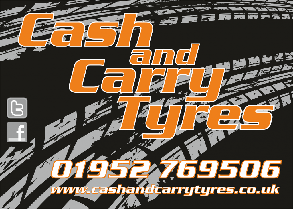 Cash and Carry Tyres Black