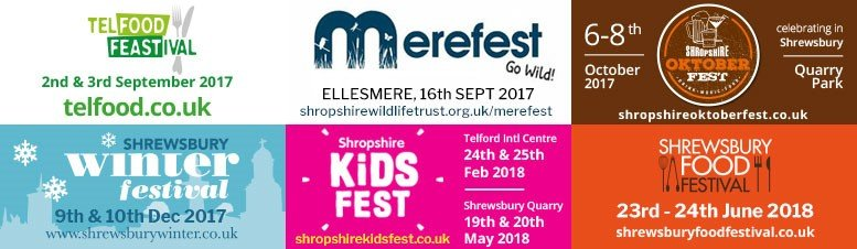 Shropshire Events