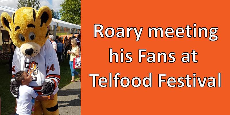 Telfood Festival 800w