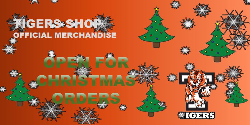 Christmas shop open