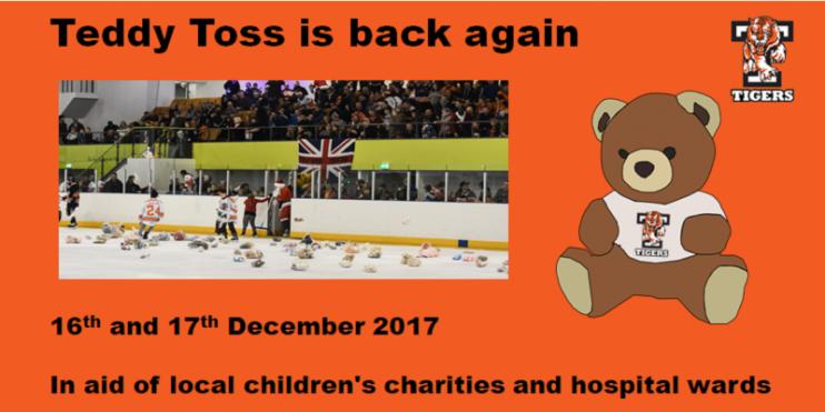 Teddy Toss Back