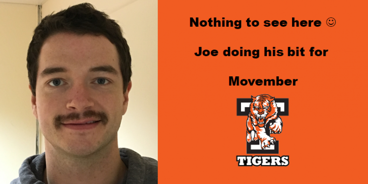 joe miller Movember