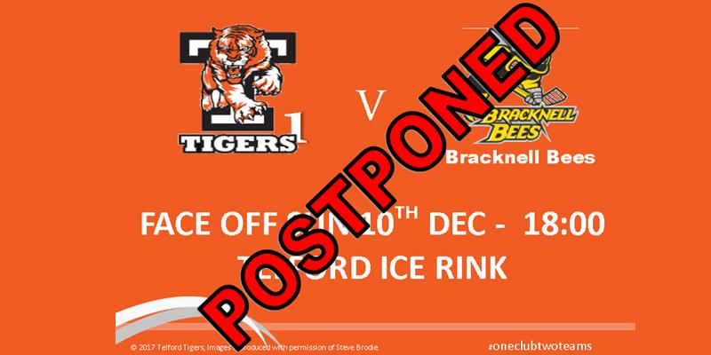 Bracknell Postponed