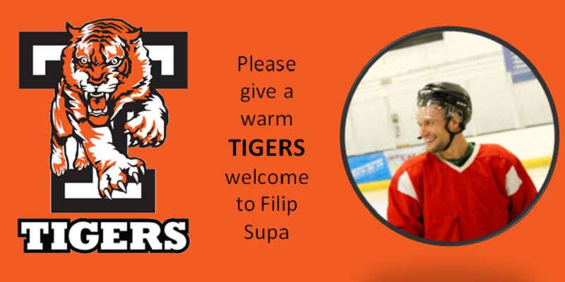 Welcome Filip Supa