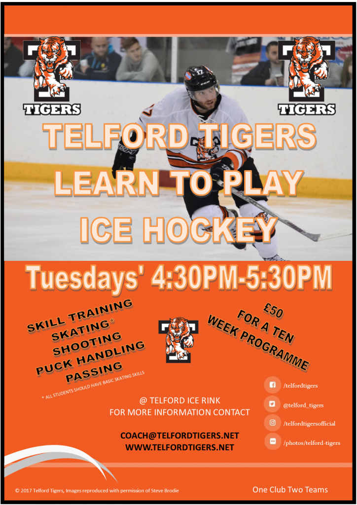 Tigers Learn to Play New Template - updated 2nd March