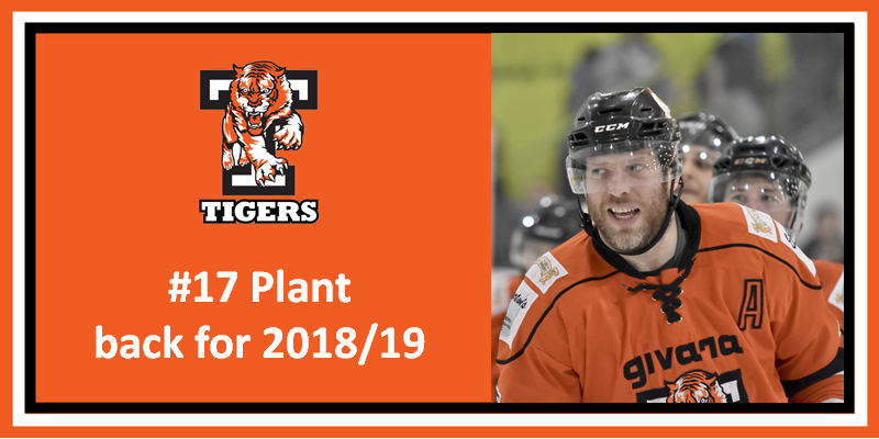 Ricky plant back 30th May