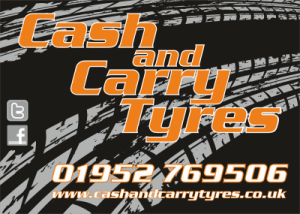 Cash and Carry Tyres Black 400x285