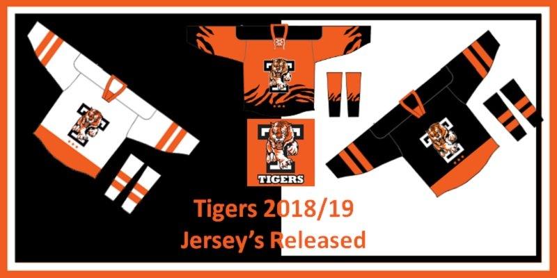 Tigers Kit July 14th 800w