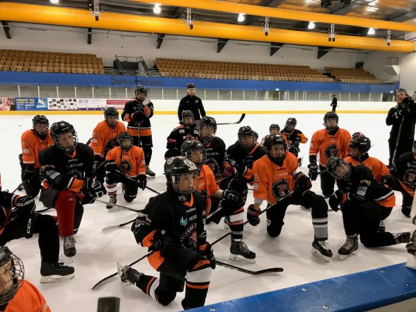 Hockey camp 2018/19