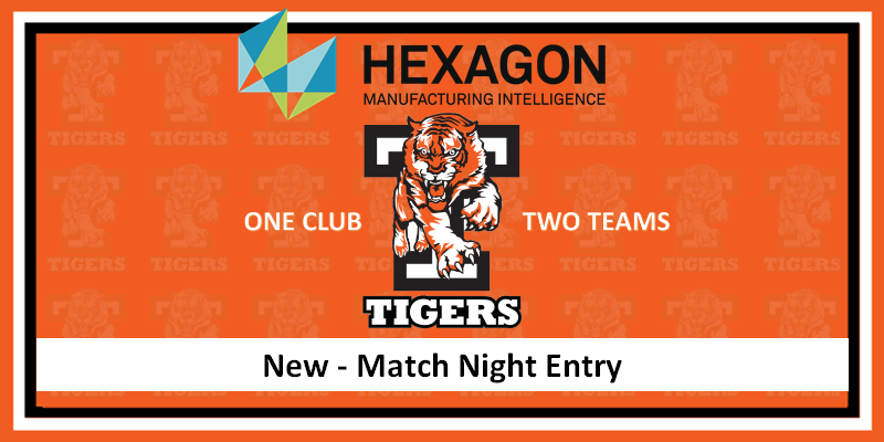 New Match Night queue system 800w