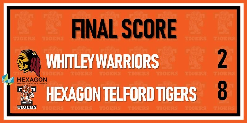 Whitley Warriors vs Telford Tigers 1 Sept 2 800w