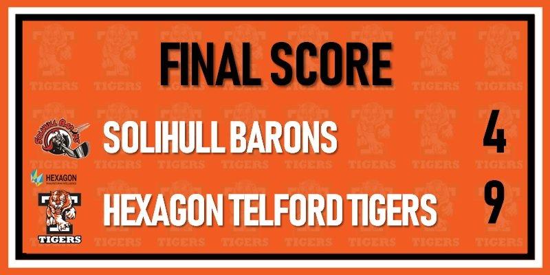 Solihull Barons vs Telford Tigers 1 20 oct 800w