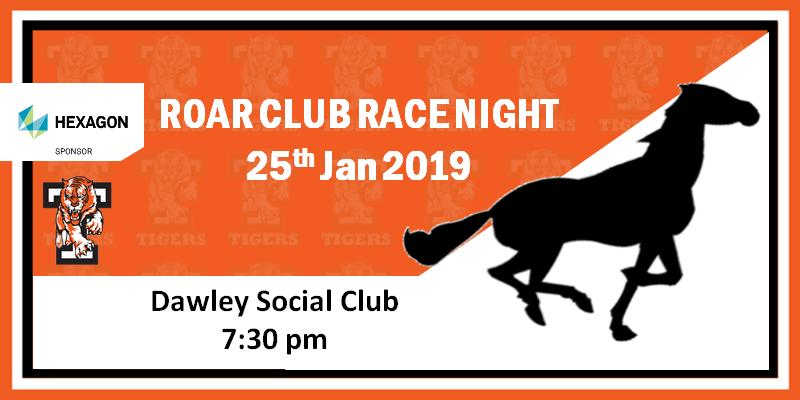 2019 Race Night