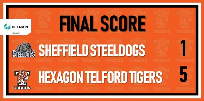 Sheffield Steeldogs vs telford tigers 24th nov 800w