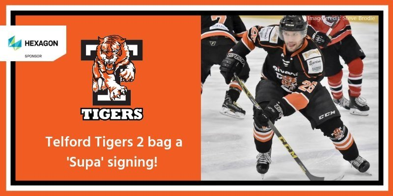Filip Supa signs Tigers 2