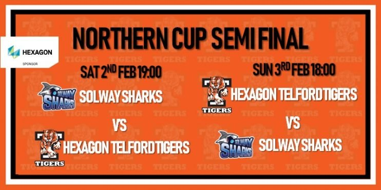 NIHL Northern Cup Semi Final Fixtures