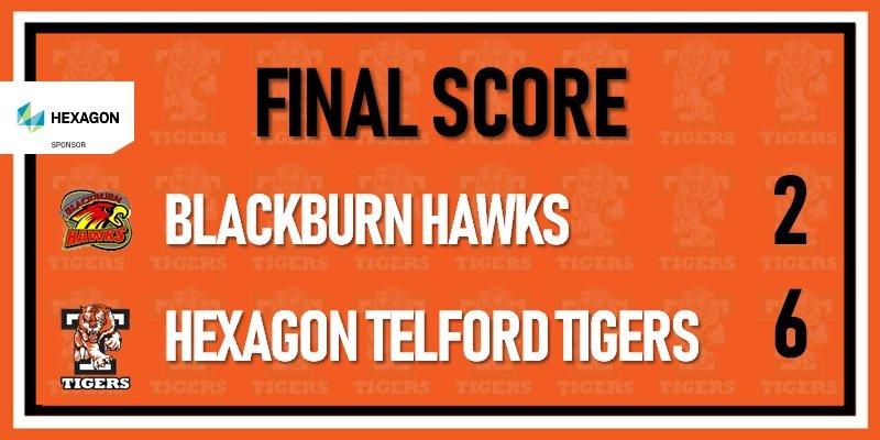 blackburn hawks vs telford tigers 13th Jan 800w