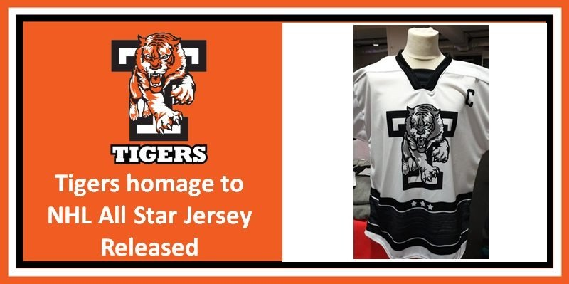 NHL All Star Jersey