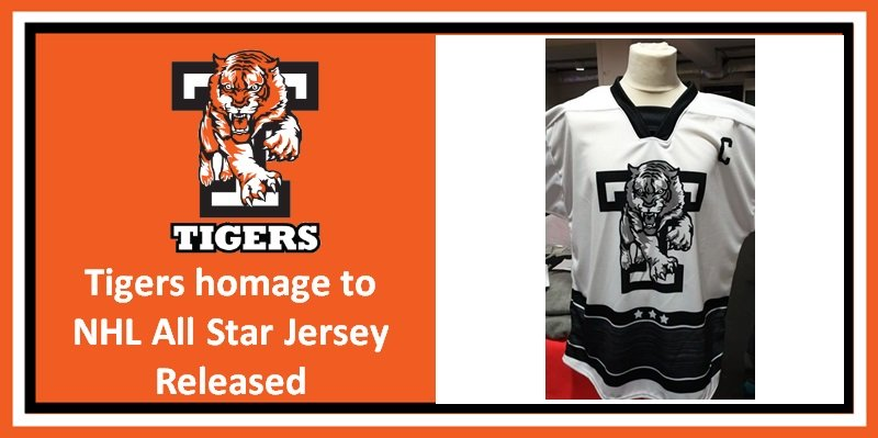 NHL All Star Jersey