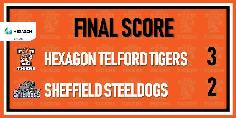 telford tigers vs Sheffield Steeldogs 30th Mar 800w