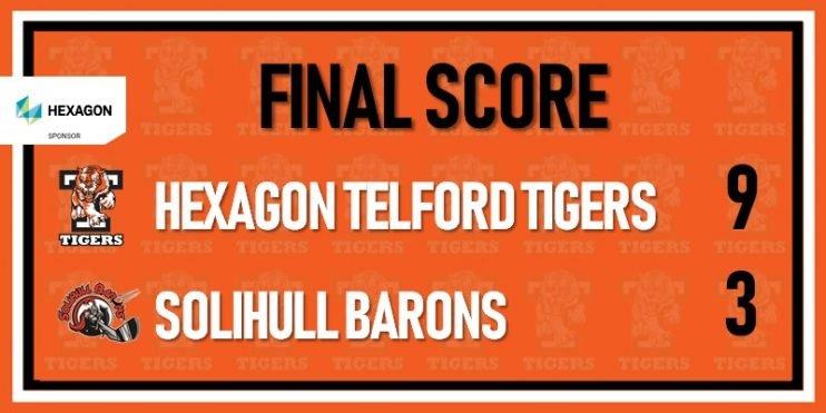 telford tigers vs Solihull barons 17th Mar 800w