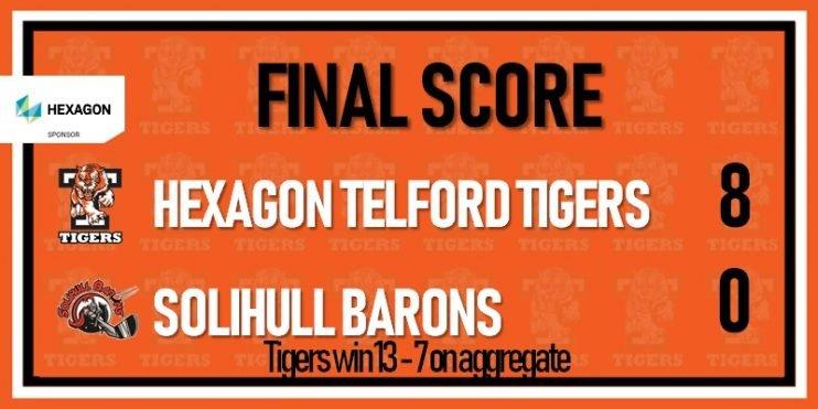 telford tigers vs Solihull barons 24th Mar 800w