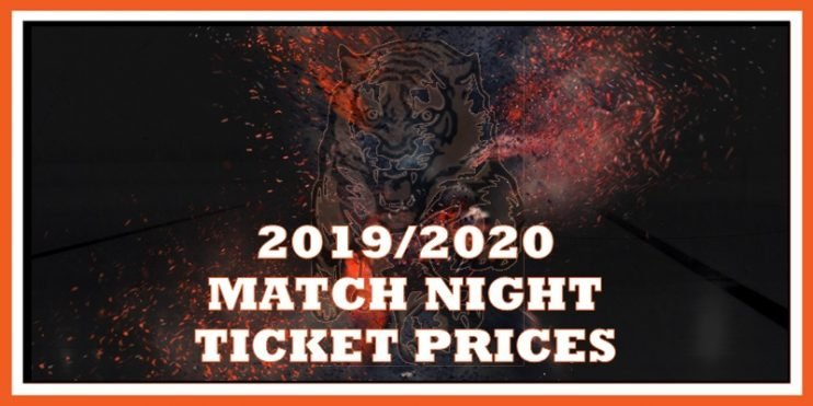 19-20 Match Night Tickets xx-06-2019 800w