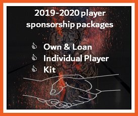 2019 / 2020 Sponsorship Packs