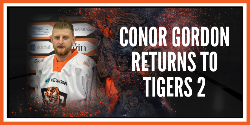Conor Gordon returns to Tigers 2