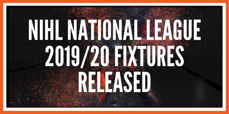 NIHL National League Fixtures