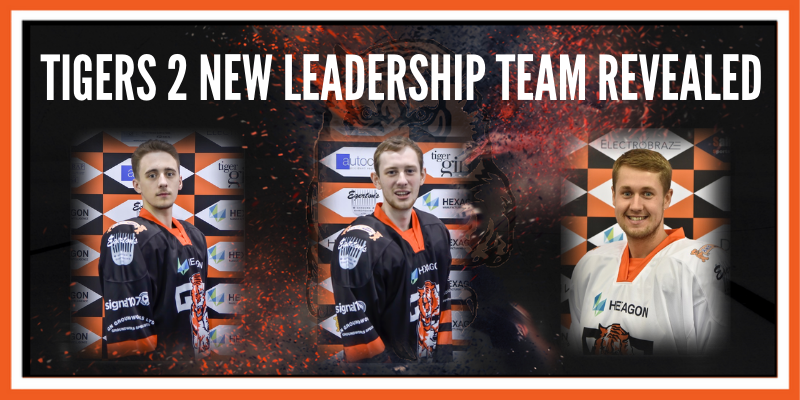 Tigers 2 new leadership