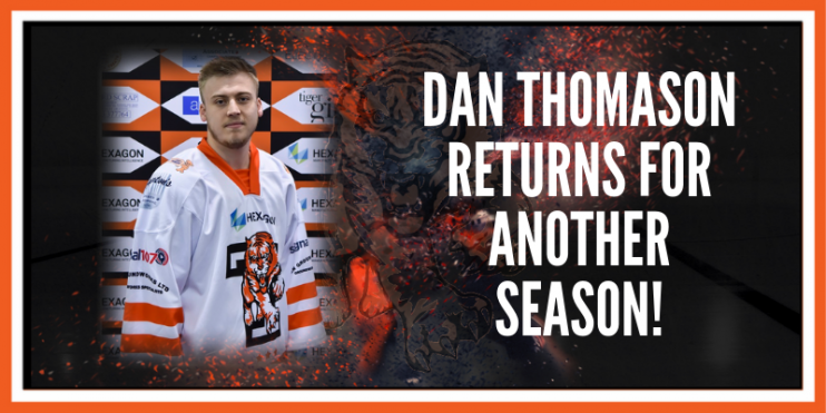Dan Thomason returns