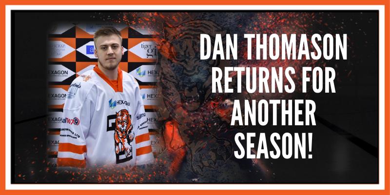 Dan Thomason returns