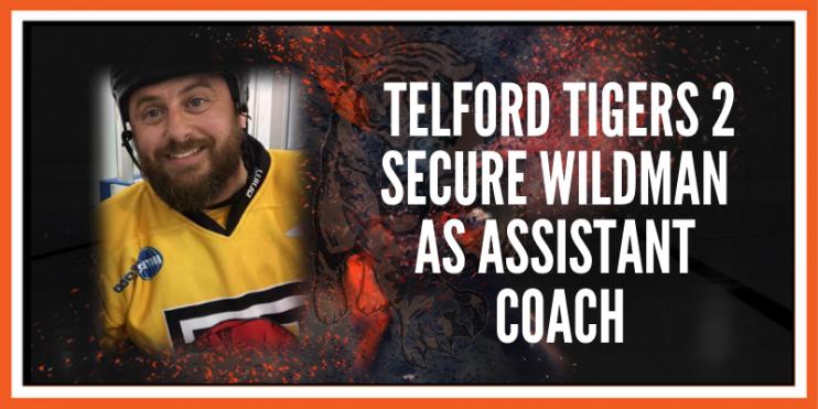 Wildman Tigers 2 Assistant Coach