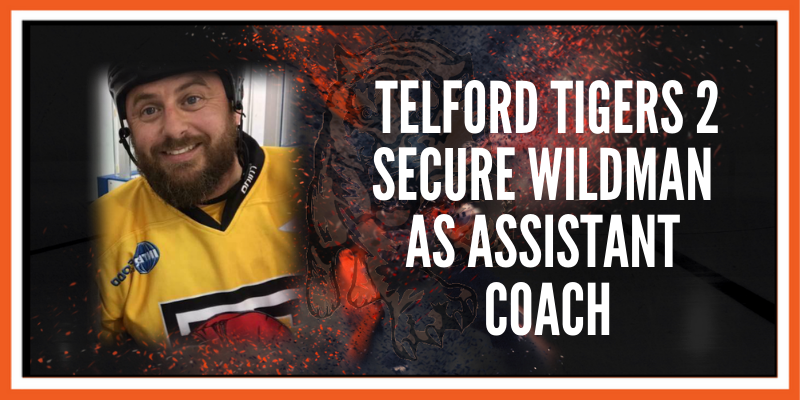 Wildman Tigers 2 Assistant Coach