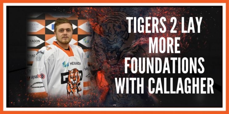 Tigers 2 lay more foundations with Callagher