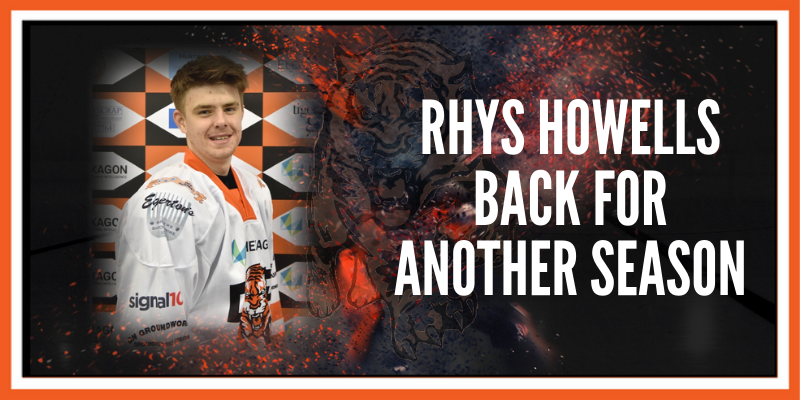 Rhys Howells back for another season