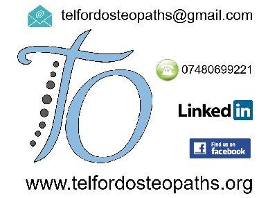 Telford Osteopaths 400x285