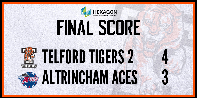 Telford Tigers 2 Ace it