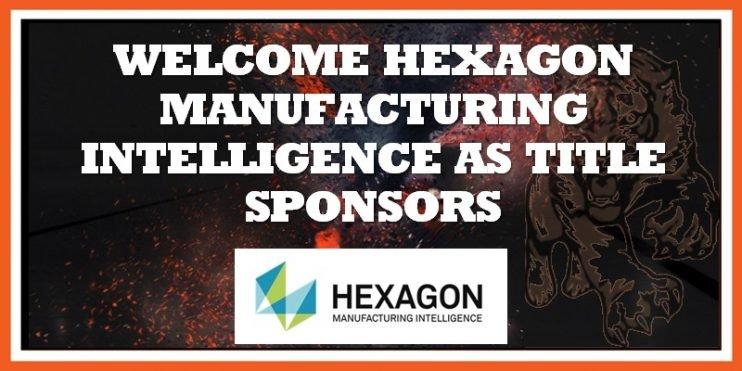 Hexagon announced as Tigers Sponsor 05092019 800w
