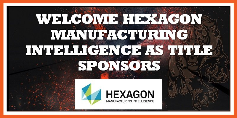 Hexagon announced as Tigers Sponsor 05092019 800w