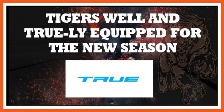 TRUE announced as Tigers Sponsor 05092019 800w