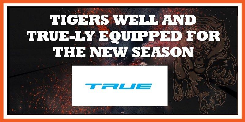 TRUE announced as Tigers Sponsor 05092019 800w