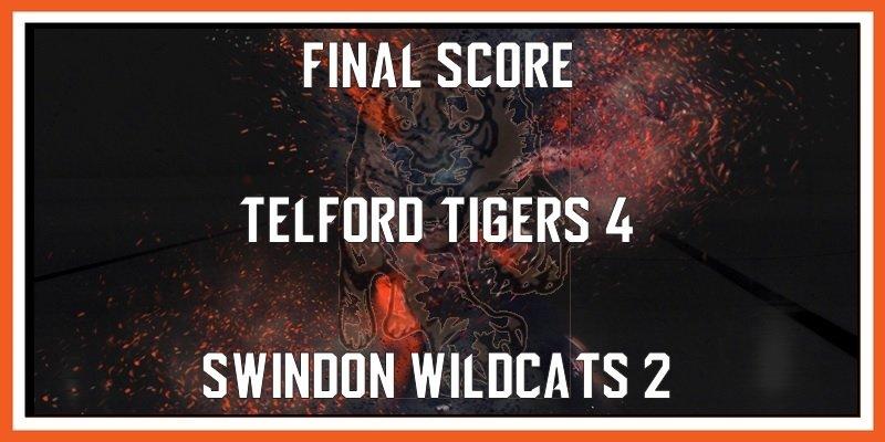 Telford Tigers 1 vs Swindon Wildcats 15092019 800w
