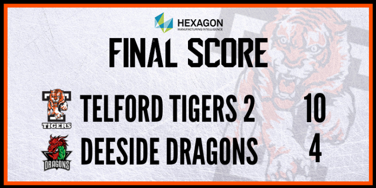 HEXAGON TELFORD TIGERS 2 SLAY