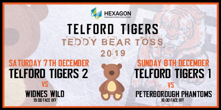 Teddy Toss 2019