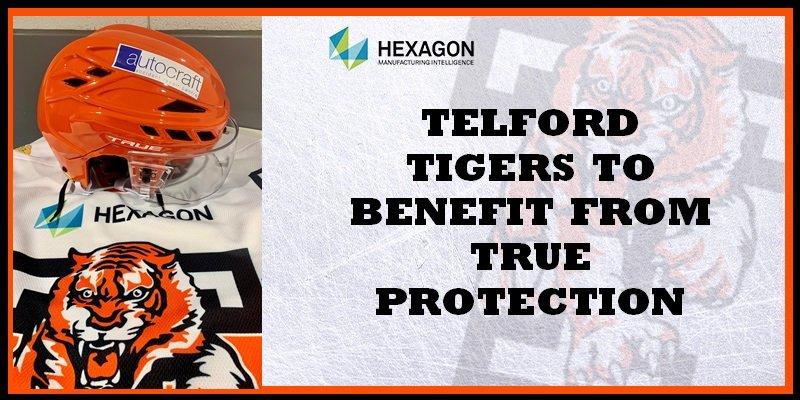 Tigers New True Helmets 800w