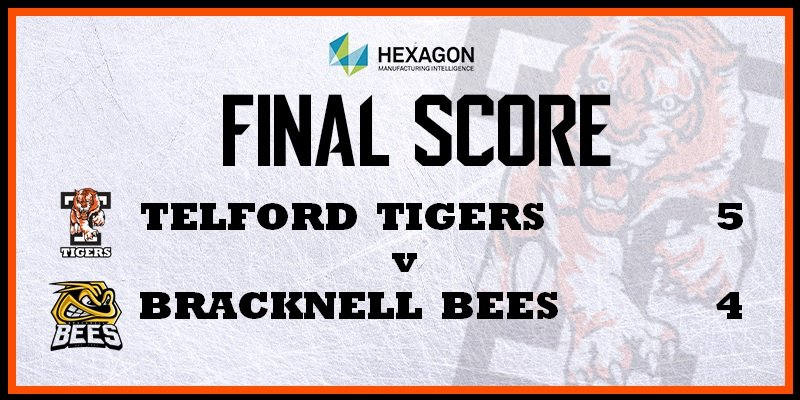 Tigers v Bees 14122019 800w