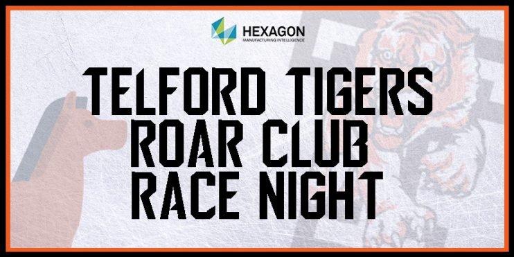 Telford Tigers Roar Club