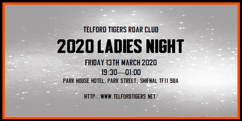 2020 ROAR Club Ladies Night 800w